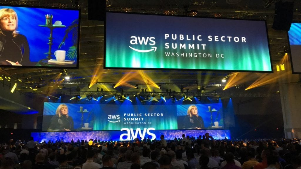 AWS Public Sector Summit – The Public Safety Perspective